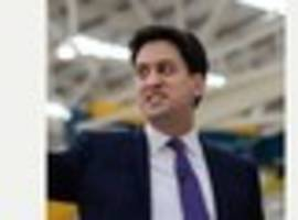 labour leader ed miliband targets 50-50 gender split in politics